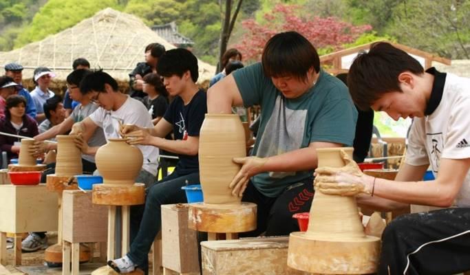 Mungyeong Traditional Chasabal (Tea Bowl) Festival 1 Day Tour (Apr 29)