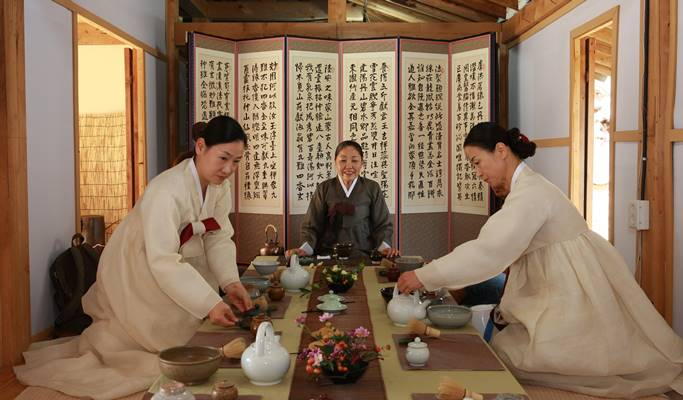 Mungyeong Traditional Chasabal (Tea Bowl) Festival 1 Day Tour (Apr 29)
