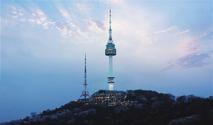 Image result for namsan tower