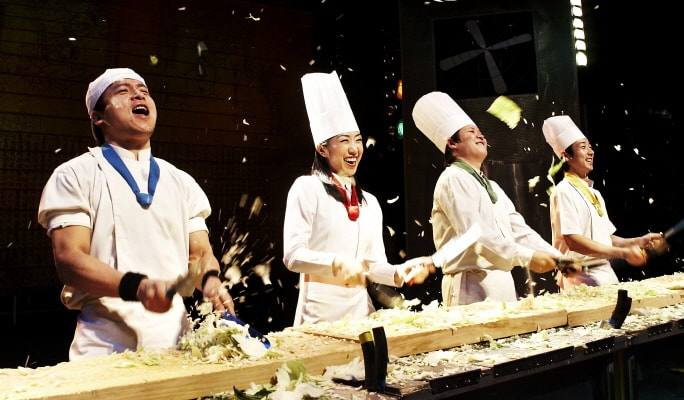Cookin' NANTA Show Jeju Discount Ticket