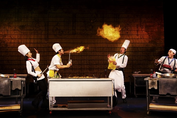 Cookin' NANTA Show Seoul Discount Ticket