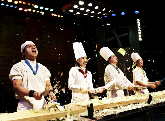 FLASH SALE 50%: Cookin' NANTA Seoul Ticket