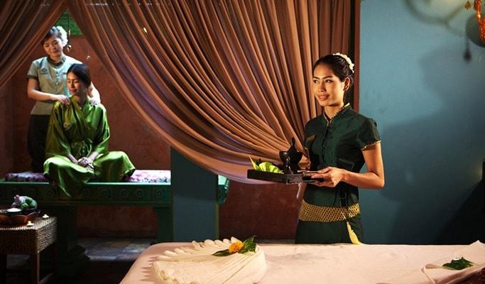 Bangkok Oasis Spa: Signature/Classic Thai Massage