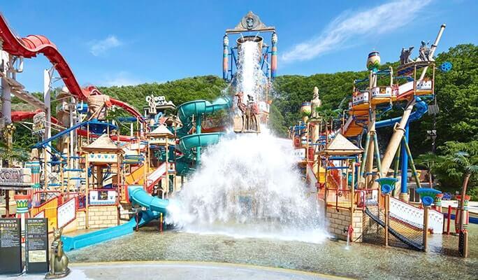 Ocean World Water Park 2D1N Package