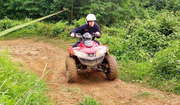 Off-road ATV / UTV / Super Buggy Car Experience in Chiang Mai