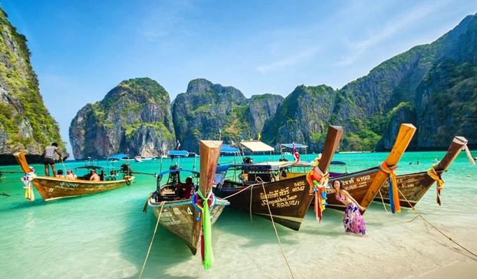 Phi Phi Islands James Bond Island 2d1n Tour By Speedboat From Phuket
