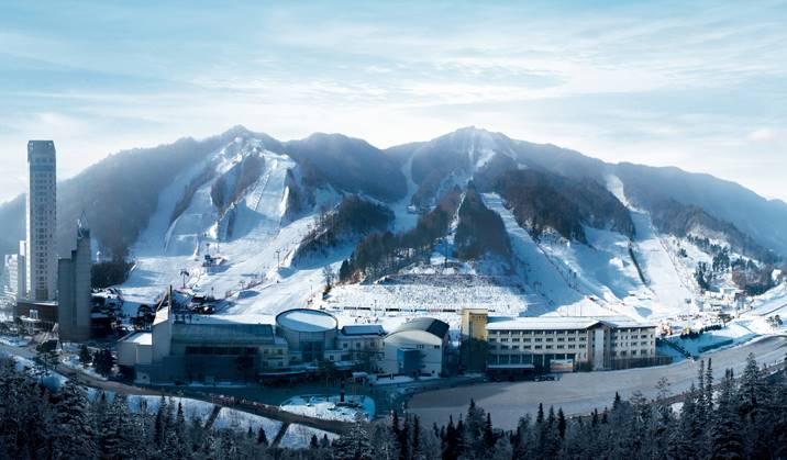 Phoenix Park Ski Resort Room Reservation