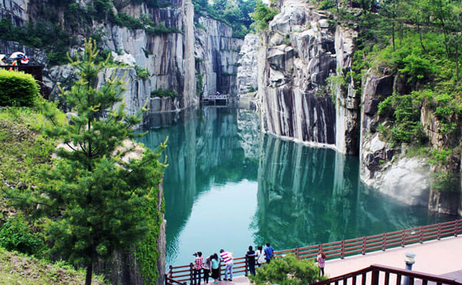 Pocheon Herb Island + Pocheon Art Valley + Sansawon Brewery 1 Day Tour
