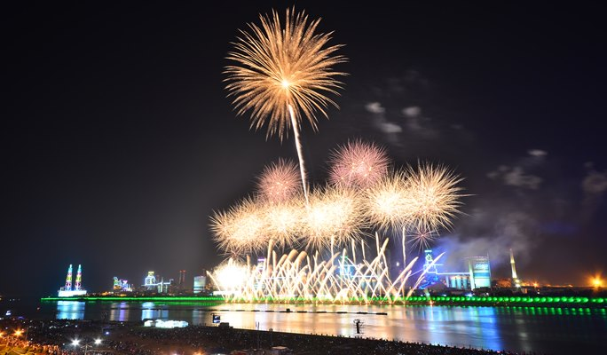 Pohang International Fireworks Festival Overnight Shuttle Bus (Departing from Seoul & Busan) (July 29)