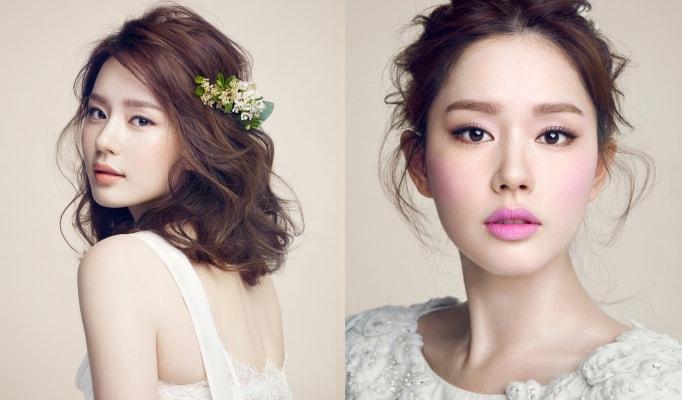 professional makeup service by korean celebrities makeup