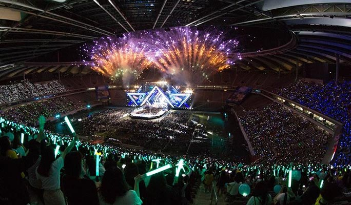 2017 Dream Concert in Pyeongchang Ticket Package (Nov 4th)