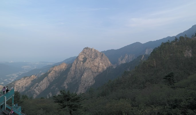 Seoraksan National Park 1 Day Tour