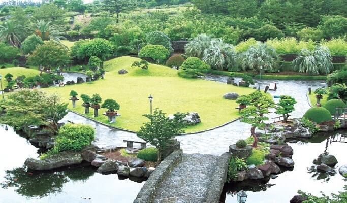 Spirited Garden Jeju Ticket