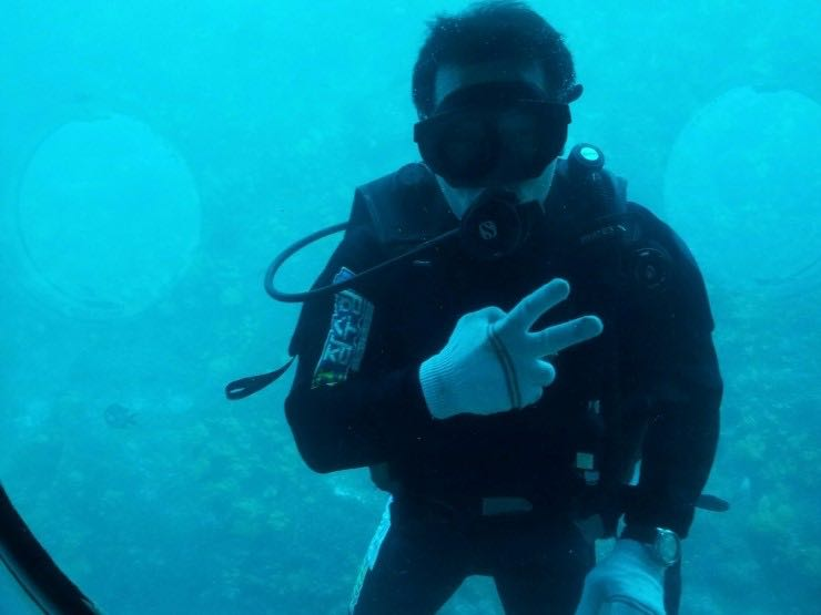 Seogwipo Submarine – Amazing Underwater Experience in Jeju