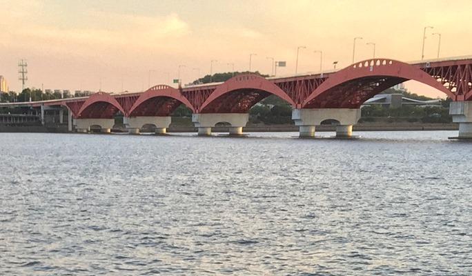 Seoul by Bike: Han River Small Group Night Bike Tour