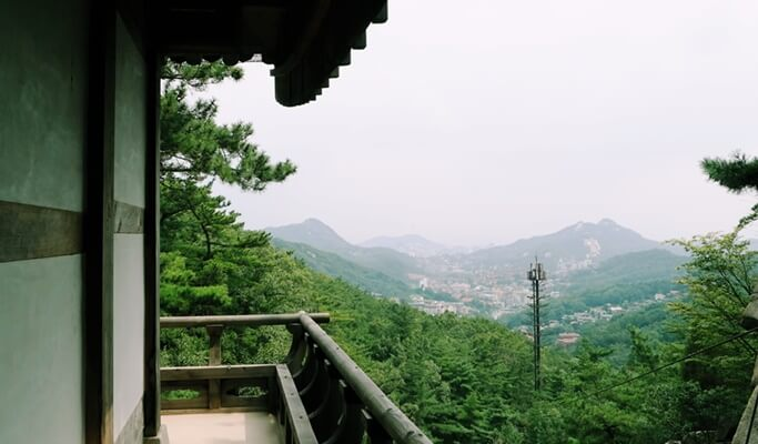 Templestay Korea: Geumsunsa (Mountain Temple in Seoul)