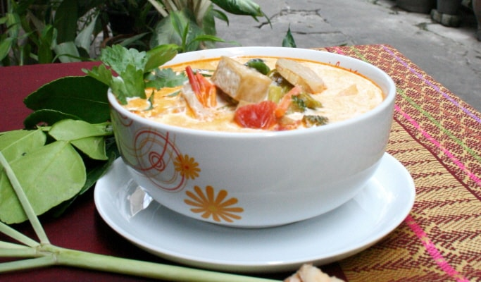 Thai Vegetarian & Vegan Cooking Class