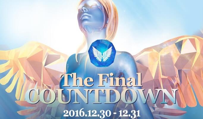 The Final Countdown 2017 Party Ticket (Dec 30~31)