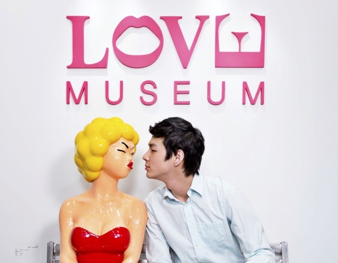 Trick Eye Museum Seoul & Love Museum Ticket