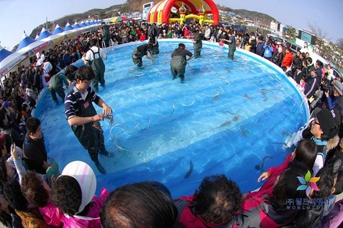 Uljin Snow Crab Festival 2017 Shuttle Bus Package (Mar 2~5)