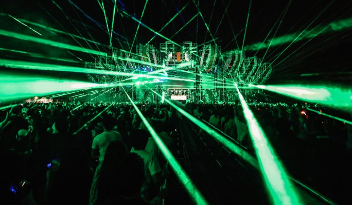 Seoul World DJ Festival 2017 (May 13~14)