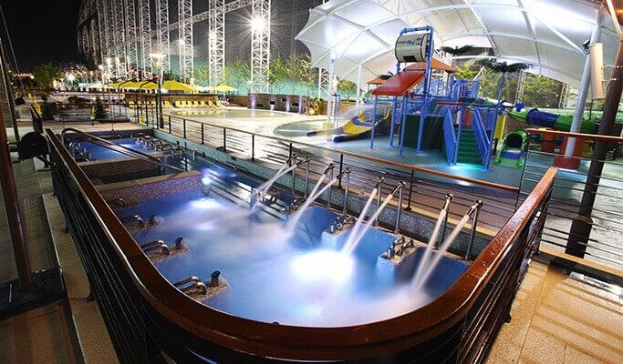 Woongjin Playdoci Water/Snow Park Discount Ticket