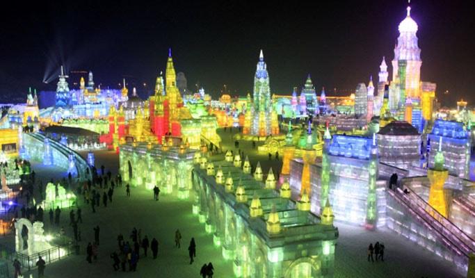 2D1N Ski Tour: Yongpyong Resort + Harbin Ice & Snow World (~Feb 28)