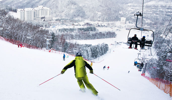 PyeongChang 2018: Yongpyong Ski Resort Transfer (from/to Seoul & Incheon/Gimpo Airport) 24/7