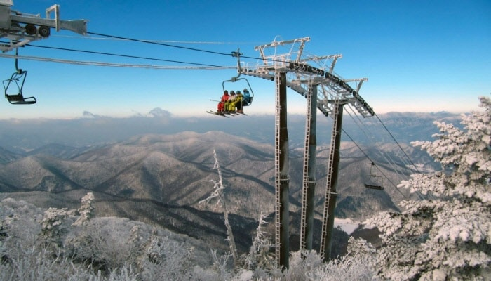 1 Day Ski/Snowboard Tour: Yongpyong Ski Resort