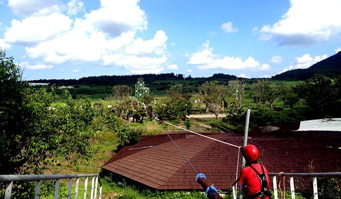 Zipline Jeju Discount Ticket
