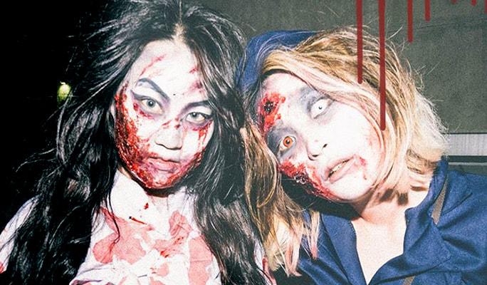 ZOMBIE RUN 2017 Halloween Festival (Oct 28)
